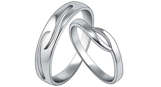 2017 Fashion Bridal Rings Wedding Ring Couple Rings Silver Ring ...