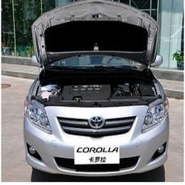 Free shipp sound insulation of the engine for Toyota Corolla