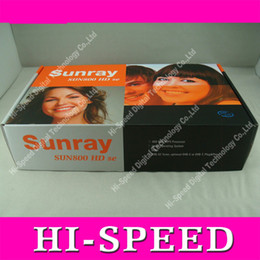 Wholesale Sunray Sim - New hot Sunray 800hd se 800 HD SE Sunray 800se Sunray 800 s MD BL# 84 SIM 2.10 set top box free ship