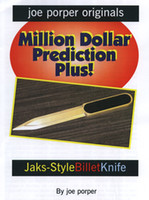 Wholesale Magic Prop Knife - Billet Knife*Jaks-Style -- magic trick,magic props,magic toy,magic show
