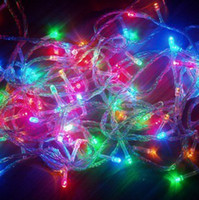 Wholesale 20pcs M LED twinkle Fairy lights Party Decorations Garden Christmas and wedding Lights