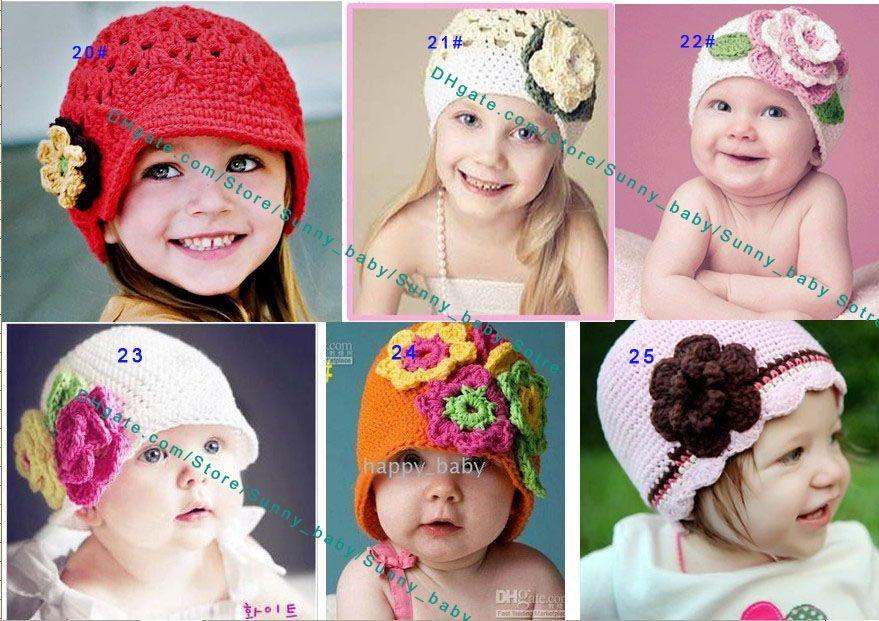 Necessaries Baby Cute Hat Item Infant Beanie Caps For Children Boys Girls Animal
