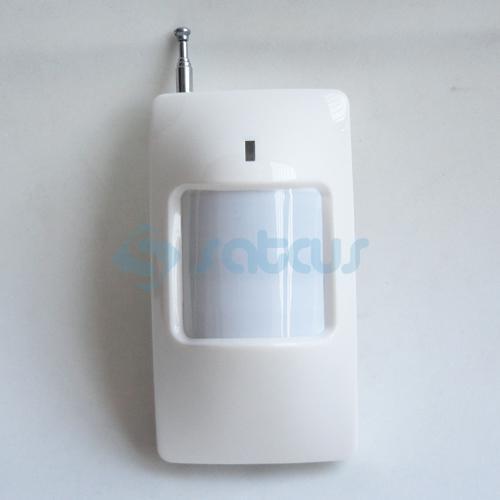 무선 GSM 알람 시스템의 무선 PIR 센서 / 모션 감지기 / 적외선 센서 알람 액세서리
