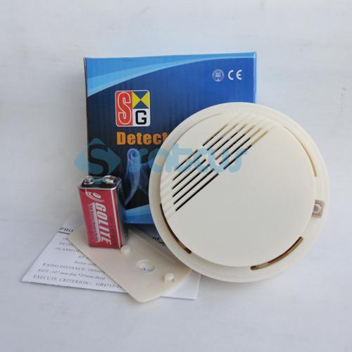 Wireless Rauchmelder Home Safety Fire Alarm Zusätzliches Zubehör für die Sicherheit GSM Alarmanlagen