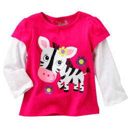 China Jumping beans girls jumpers tshirts boys tees shirts t shirts jupes garment frock tops outfits LM607 supplier jumper t shirts suppliers