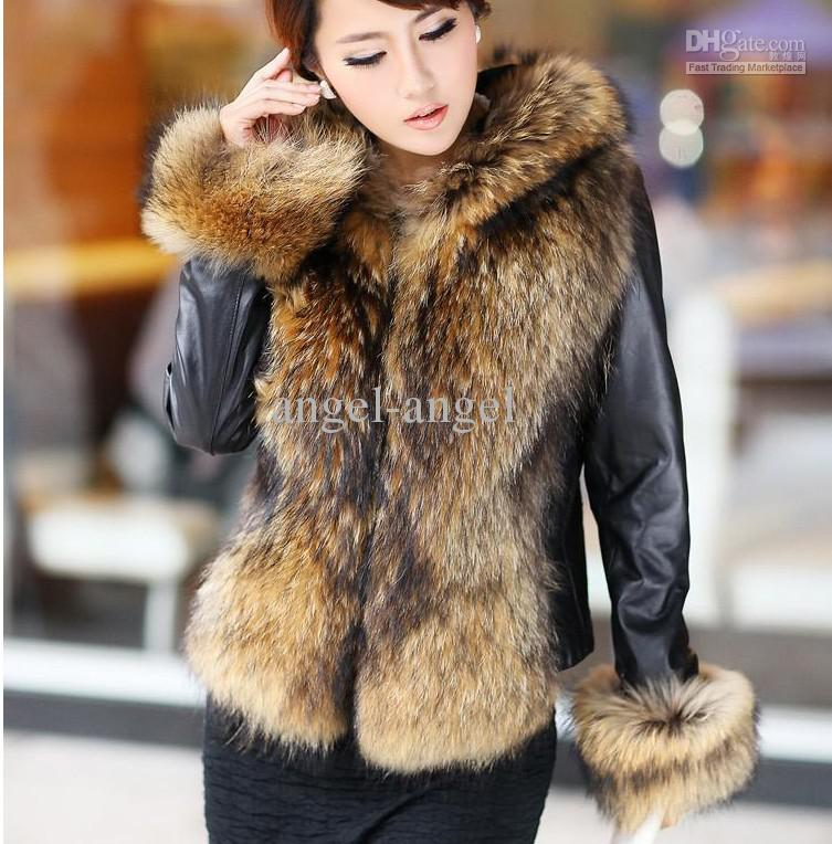 Images of Women Fur Coats - Reikian