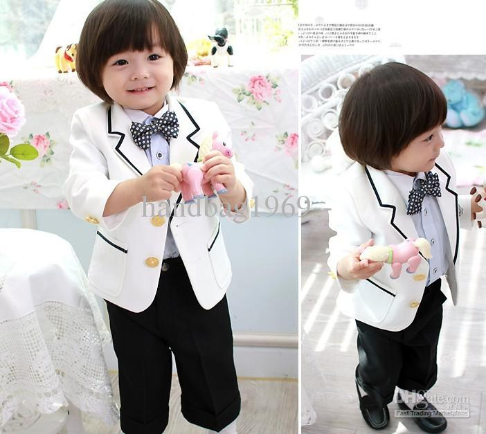 Toddler wedding suits