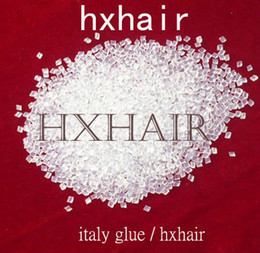 Wholesale 1kg Hair Extensions - 1KG Italy Glue Grain   High Purity Strong Adhesion   HIGH QUALITY