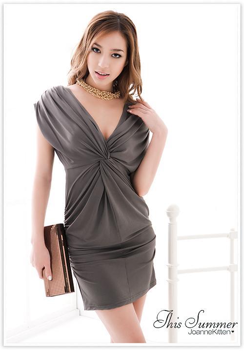 뜨거운 여름 패션 여성의 Clubwear 드레스 칵테일 파티 우아한 섹시한 Droop V 목 미니 캐주얼 드레스