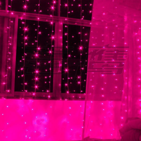 272 LED 조명 3m * 2m 커튼 조명, 크리스마스 장식 조명, 플래시 weddind 컬러 빛, 요정 조명 방수 led 빛 스트립 조명