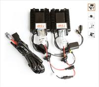 Wholesale H7 Xenon 75w Kit - 1 PCS 75W EXTRA BRIGHTEST HID XENON OFF ROAD CONVERSION KITS H1 H3 H4L H7 9005 9006 DIGITAL BALLASTS