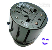Wholesale Swiss Plug - Universal World Swiss Travel Adaptor Plug Surge Protection