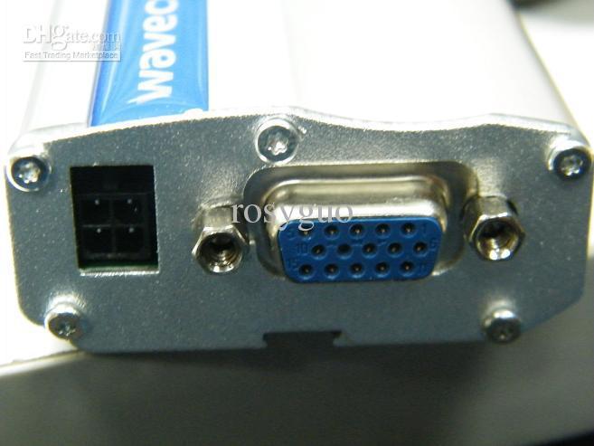 Fabricage Groothandelsprijs M1306B GSM Modem Q2406 voor Bulk SMS