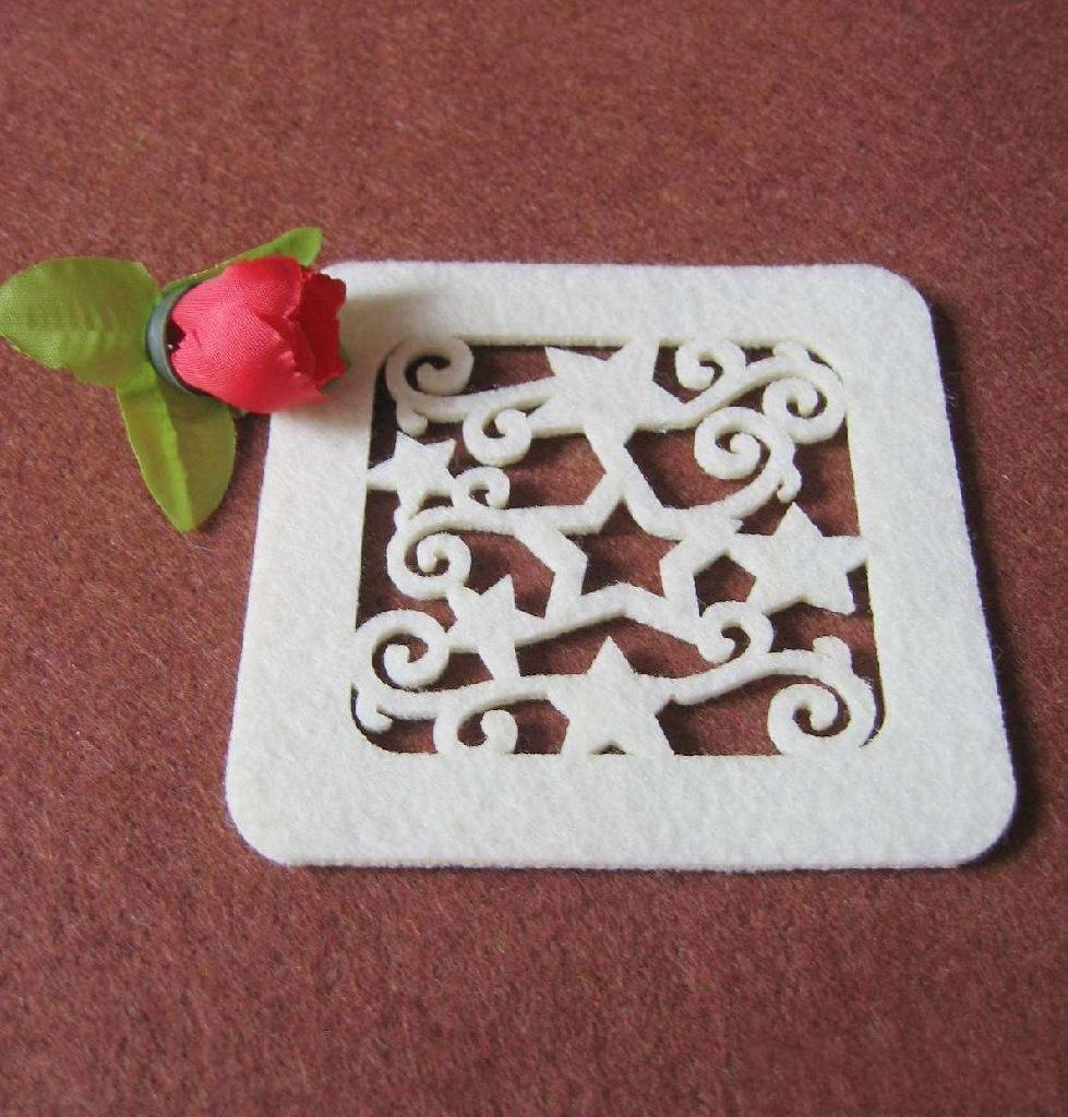 table runner doily felt placemat amp coaster table cloth  -  table runner doily felt placemat amp coaster table cloth fromluckboy   dhgatecom