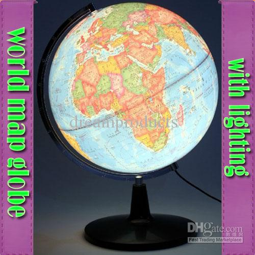 5 in 1 lamp light lighting world map earth globe table desk bed 5 in 1 lamp light lighting world map earth globe table desk bed light good for a childs bedroom funny christmas gifts for men funny gag christmas gifts gumiabroncs Choice Image