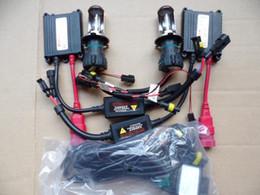 Wholesale Kit Bixenon H4 35w - Wholesale XENON HID Conversion Kit 35W H4-3 6000K HID bi-xenon lamp BIXENON (high low) ballast lamps
