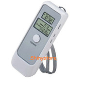 Wholesale Digital Breathalyzer Alcohol Tester and Timer Dual LCD Display