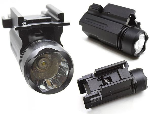 10 teile / los - NcStar Tacitcal Pistole LED Taschenlampe w / Quick Release Mount