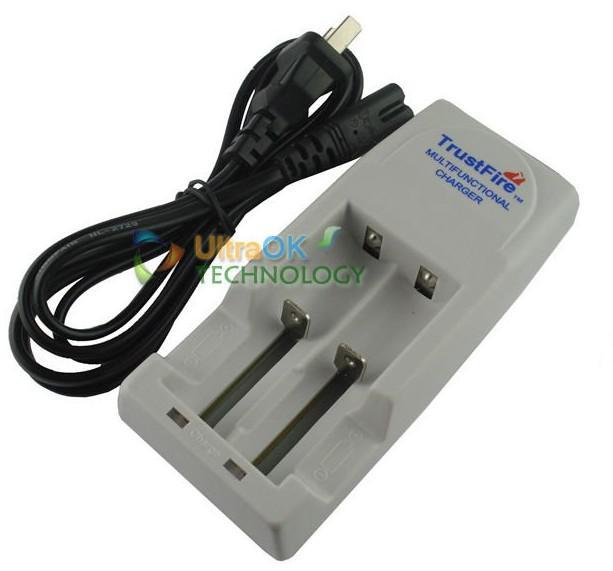 Высококачественный доверие Fire TrustFire зарядное устройство MOD зарядное устройство для 18650 18500 18350 17670 14500, 10440 батарея + автомобильное зарядное устройство
