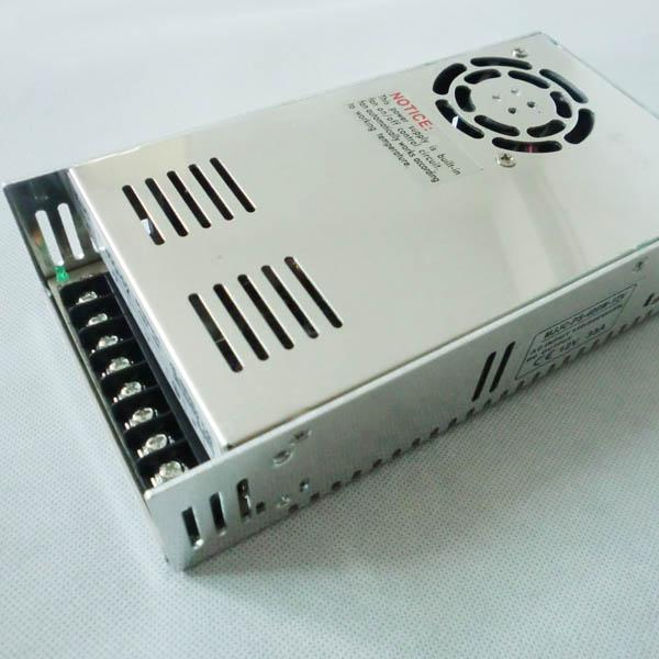 Real 12V 30A 24V 15A 360W-voeding voor 5050/3528/5630 LED-strip Licht en modules