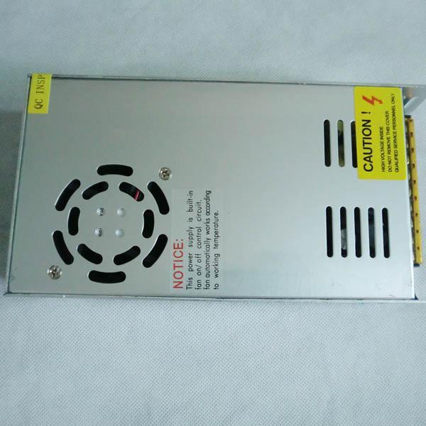 LEDストリップライトLEDモジュールのための1ピースの最高の非壁面的な非壁面的なアルミニウムシェル実体12V 25A 300W LEDスイッチング電源LEDモジュール