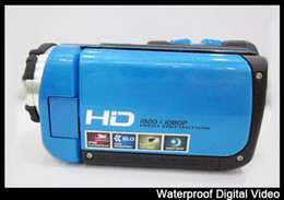 TfT digiTal camera liThium online shopping - Hotting sales Waterproof camera digital with mp and inch tft screen High definition