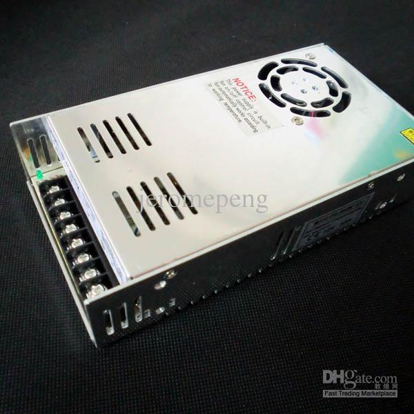Alimentation d'énergie de la commutation LED en métal de 33.3A 12V 400W non-imperméable pour la lumière de bande flexible de 3528 5050 LED