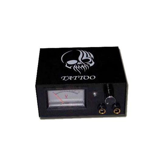 Zasilanie do tatuażu wysokiej jakości 928 Tattoo Power Wtyczka Wtyczka Przełącznik Klips