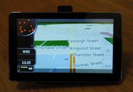 Wholesale Gps Navigation System Av - 2015 Top selling 7 Inch GPS Navigation System with Wireless reversing camera+bluetooth+AV-in+8G Card+2014 3D map+ DHL free