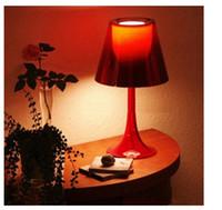 Wholesale Miss K Lamp - Wholesale-Hot sale FLOS MISS K table lamp,desk light designed by Philippe Starck