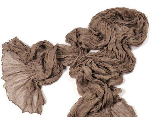 Xmas Nieuwe Linnen Zijden Sjaal Lange Shawl Scarve Vitage Solid Clolor Fold Cotton Woman's Multicolor 10 Stks