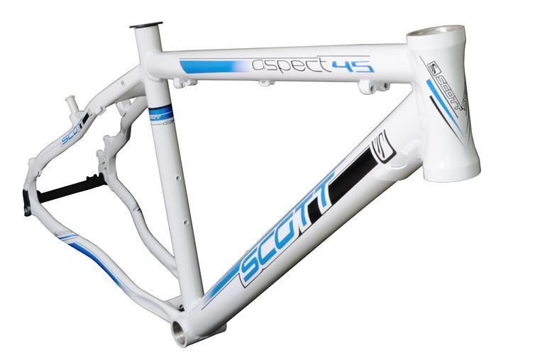 Scott Aspect 4 5 26 17 Mountain Bike Frame Aluminum Alloy 6