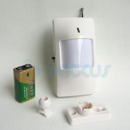 Capteur sans fil PIR / détecteur de mouvement / accessoires d'alarme infrarouge capteur de système d'alarme sans fil GSM ? partir de fabricateur