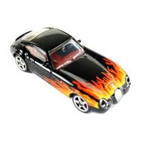 Wholesale Die Cast 64 - Best Christmas Gift Black WIESMANN GT MF 4 Die Cast Car Model 1:64 10pcs