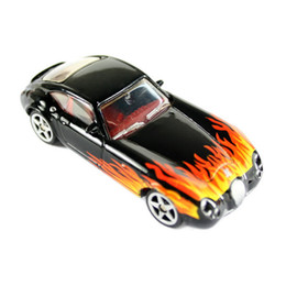 Wholesale Mf Black - Best Christmas Gift Black WIESMANN GT MF 4 Die Cast Car Model 1:64 10pcs