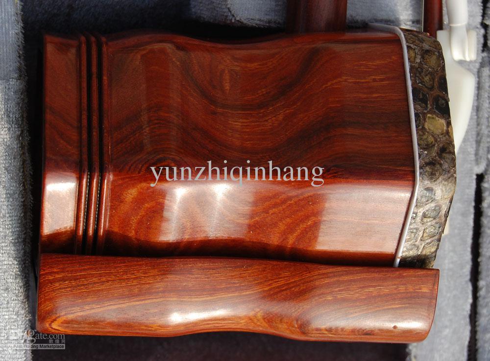 Wholesale China楽器、Erhu、Red Wingceltis Erhu、Annatto Liade Erhu、ダイレクトメイン