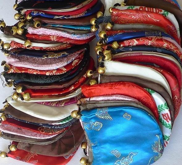 Darmowa Wysyłka Worki Prezent Biżuteria Torba Torebka Monety Torby Prezwione Torby Biżuteria Torby /