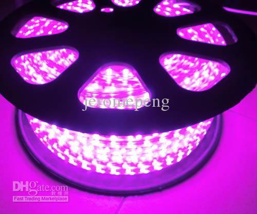 10 Mt NEUE 110 V 220 V Wasserdichte SMD5050 60 LEDs / M RGB LED Flexible Streifen + 1 STÜCK RF 10 tasten RGB LED Panel Controller zu dekorieren Weihnachtsbeleuchtung