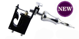 Wholesale Material Machine - New Powerful Tattoo Machine Gun Top Rotary Tattoo Machine