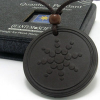 Wholesale Pendant Quantum - New Scalar Energy Quantum Science Pendant - Anion Enhances circulation 5pcs