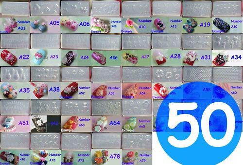 Acrylic mold for 3d nail art decoration wholesale free gift acrylic mold for 3d nail art decoration wholesale free gift rhinestone nail art rhinestone nails from goodquality610 474 dhgate prinsesfo Images