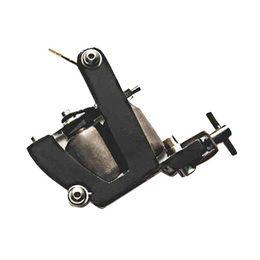 Wholesale Stamp Material - Tattoo Machine Gun Low Hand Made Iron Tattoo Machine B41 Tattoo Supplies