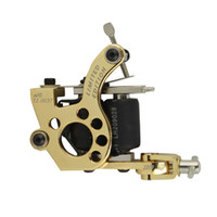 Wholesale Hand Tattoo Gun - Tattoo Machine Gun Trendy Top Hand Made Tattoo Machine HM16 Tattoo Supplies
