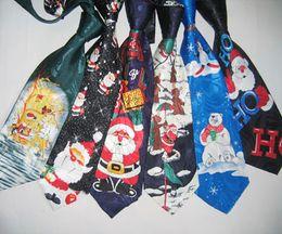 $enCountryForm.capitalKeyWord NZ - Christmas tie Men's Tie ties necktie X-mas Gift Batch mixing 33pcs lot