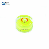 Wholesale 15MM MM Circular level Spirit Levels Bubble Level gradienter bullseye Level