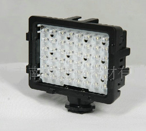 CN-48H 48 LED Video Lights Panel Ultra Bright Compact Camcorder Camera LED Video Light Lighting on Sale