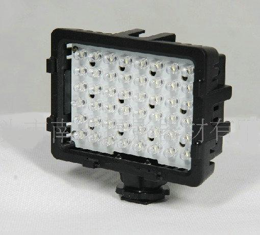 CN-48H 48 LED Video Lights Panel Ultra Bright Compact Camcorder Camera LED Video Light освещение