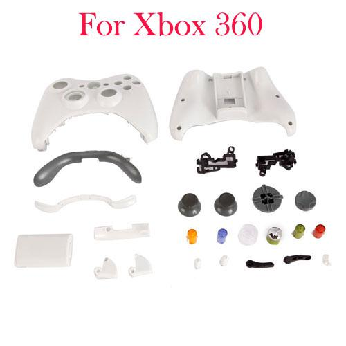 Großhandel Für Xbox 360 Controller Shell Full Faceplate Fall Mod ...