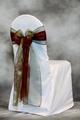 Sillas de hotel usadas online-Cubierta estándar de la silla del poliéster del banquete para casarse, fiesta, hotel ... Uso
