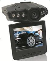 dvr h198 hd камеры оптовых-Автомобиль тире камеры с ночного видения 120 градусов угол обзора H198 автомобильный видеорегистратор Бесплатная доставка S319